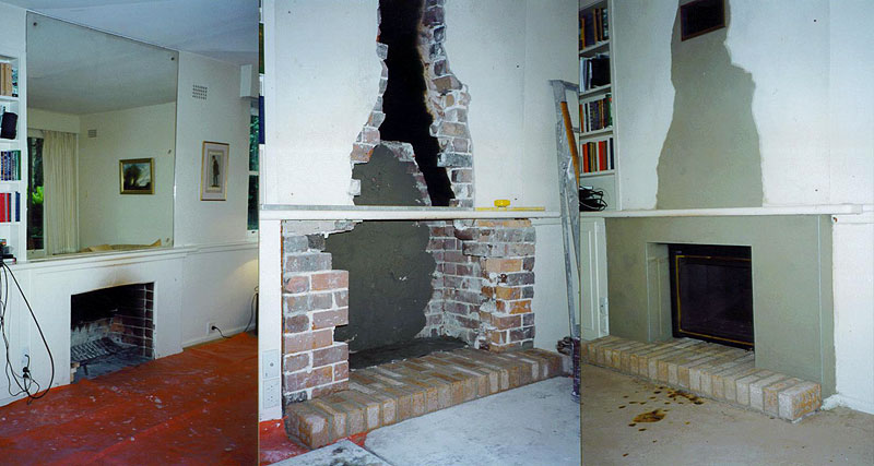Cheminee fireplace conversions sydney nsw for Cheminee decorative