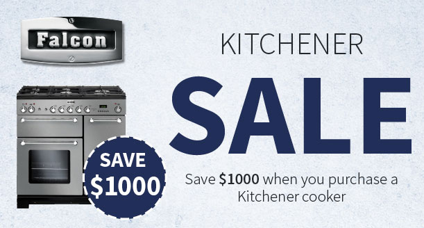 Falcon Oven sale - $1000 Off Kitchener Cookers